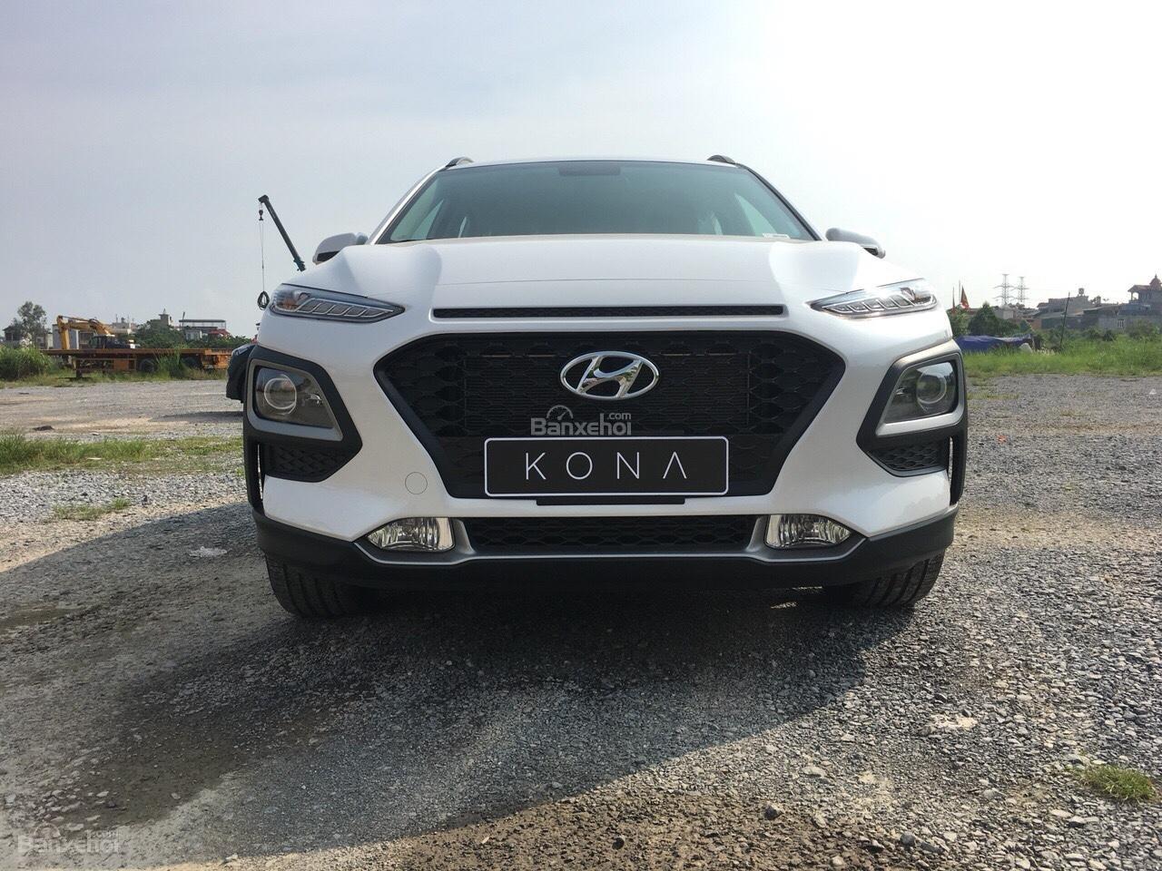 Hyundai Kona 2018 nhập nguyên chiếc, giao ngay, KM cực cao, trả góp 90%, giao ngay, lh ngay: 0981476777 để ép giá-5
