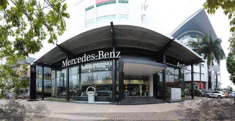 Mercedes Benz An Du - Used car (1)