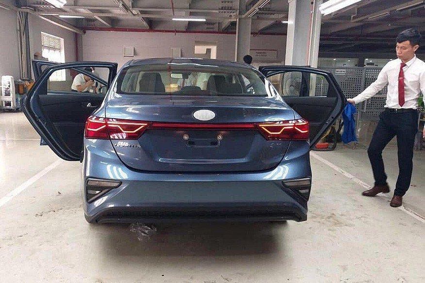"""""""Lột trần"""" Kia Cerato 2019 sắp ra mắt tại Việt Nam, giá từ hơn 500 triệu đồng a3"""