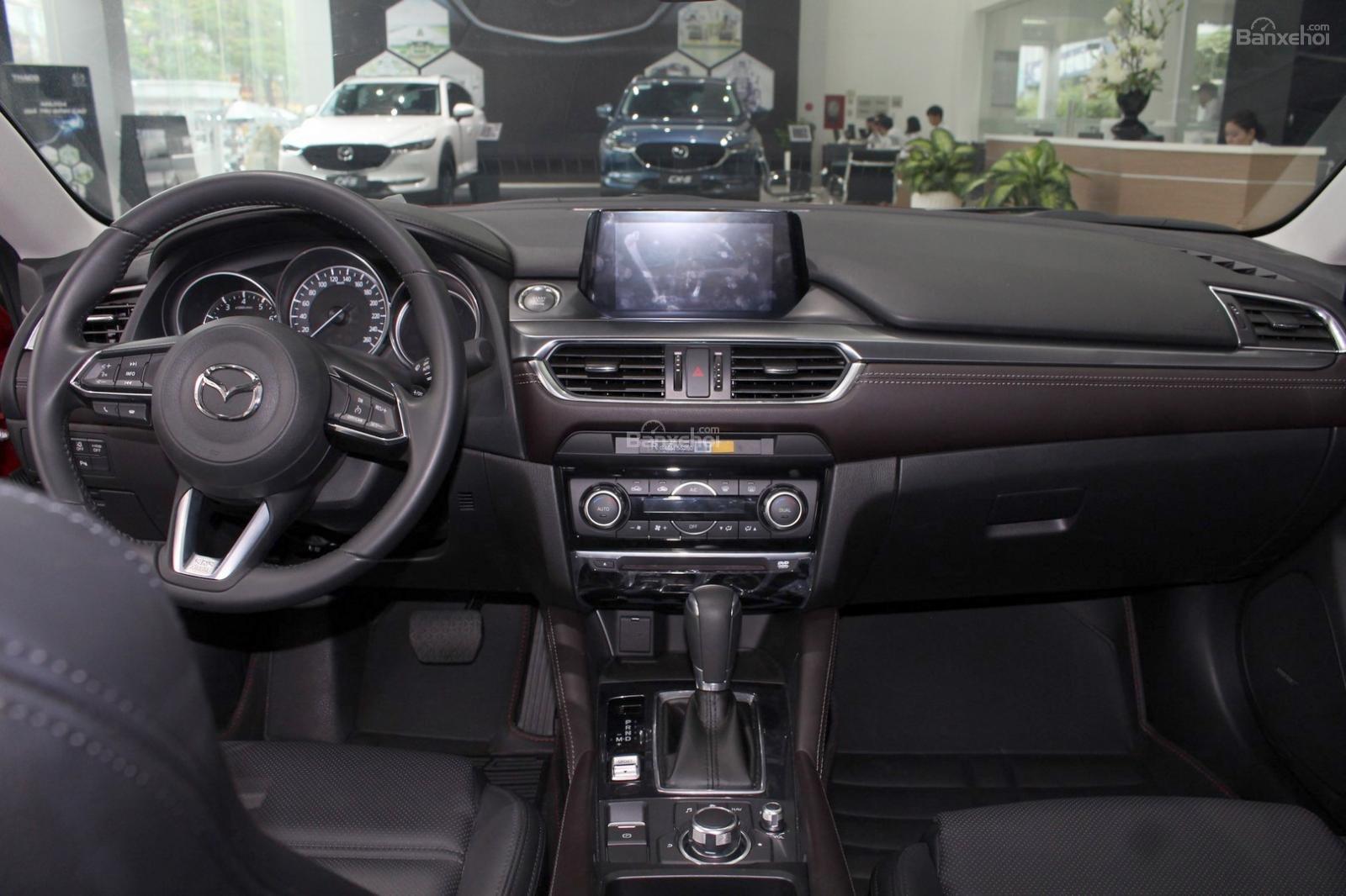 [Mazda Bình Triệu] Mazda 6 - ưu đãi giảm ngay 25 triệu đồng - LH 0941.322.979-3
