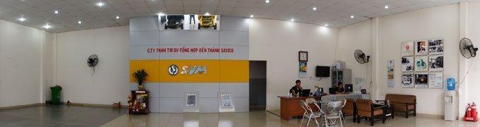SYM Auto - Bến Thành Savico