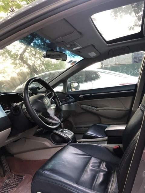 Bán Honda Civic 2.0 sản xuất 2006, màu xám, chính chủ-3