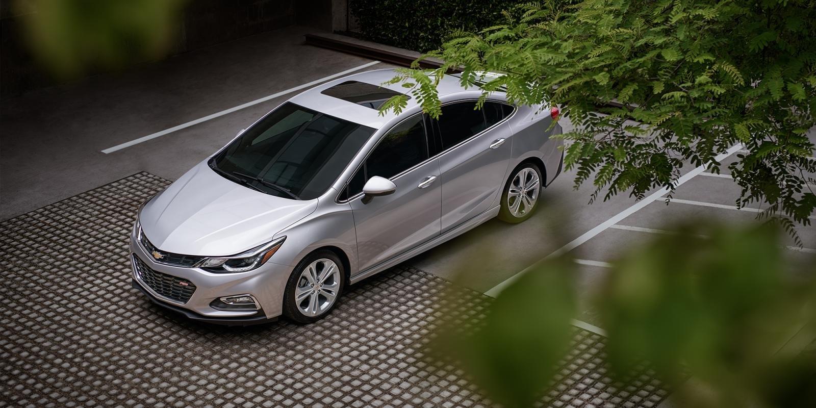 Chevrolet Cruze thế hệ mới âm thầm xuất hiện tại Việt Nam kèm giá bán a2
