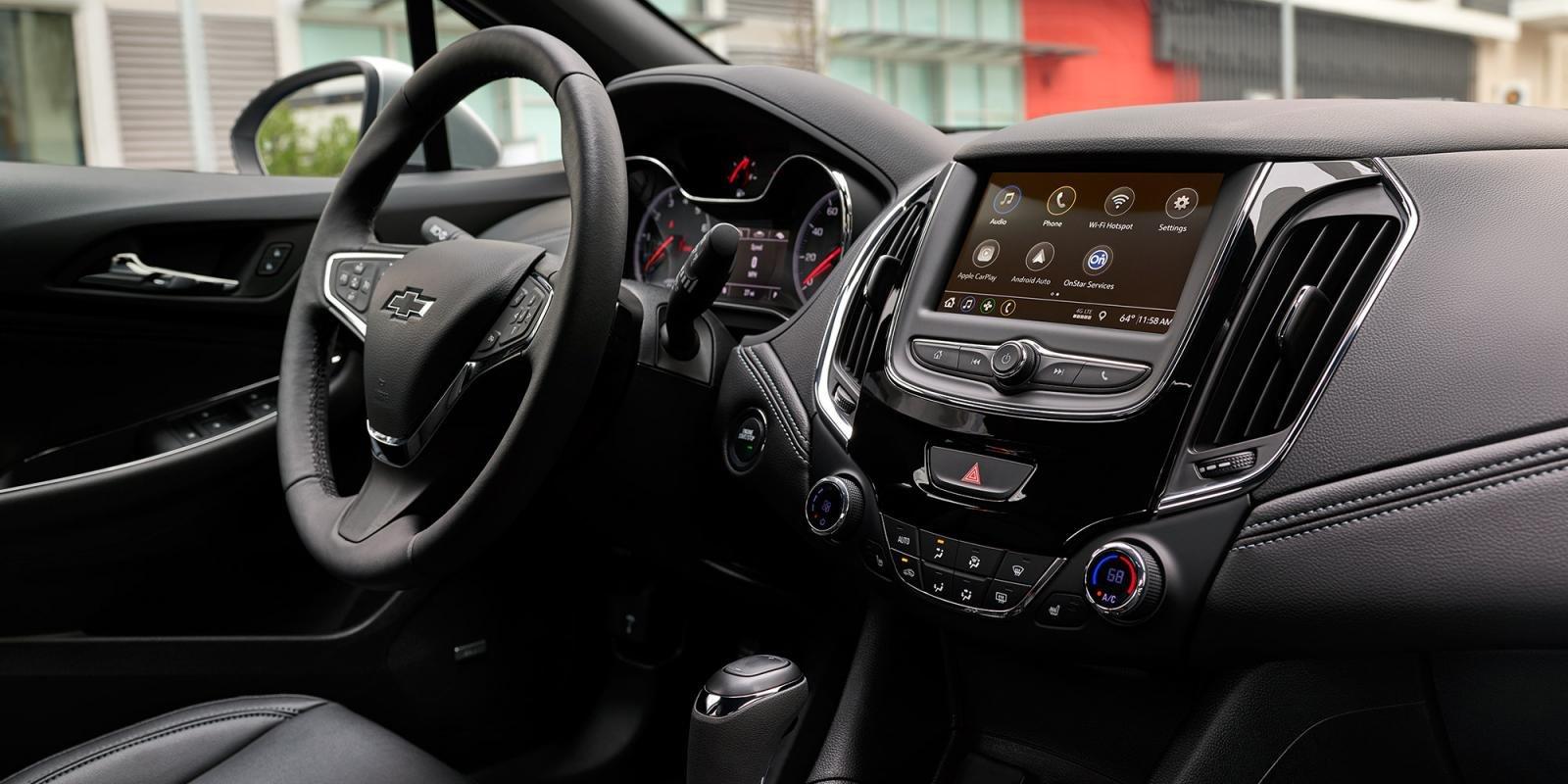 Chevrolet Cruze thế hệ mới âm thầm xuất hiện tại Việt Nam kèm giá bán a9