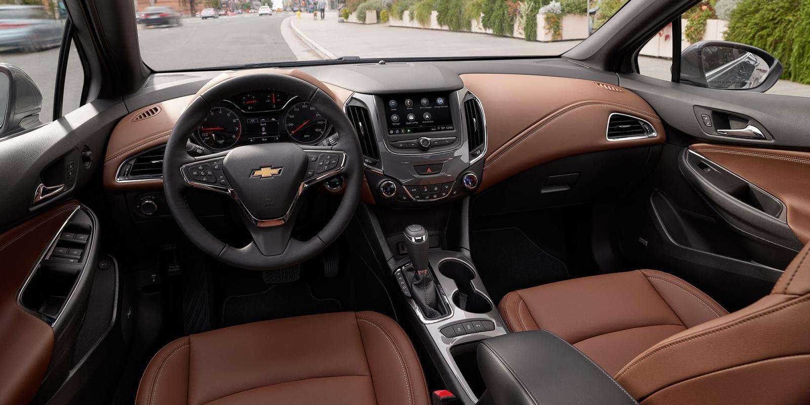 Chevrolet Cruze thế hệ mới âm thầm xuất hiện tại Việt Nam kèm giá bán a8