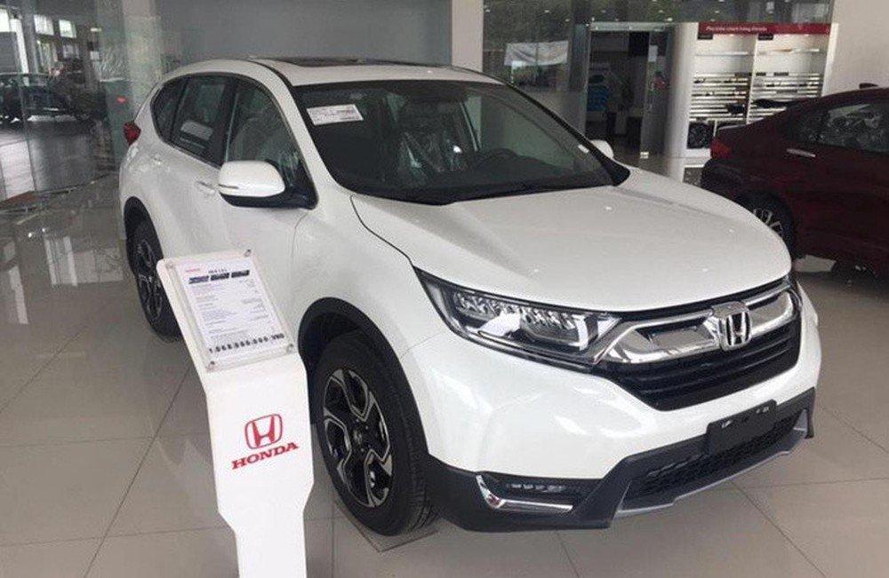 Nhìn lại 1 năm đầy sóng gió của xe Honda CR-V thế hệ mới tại Việt Nam a6