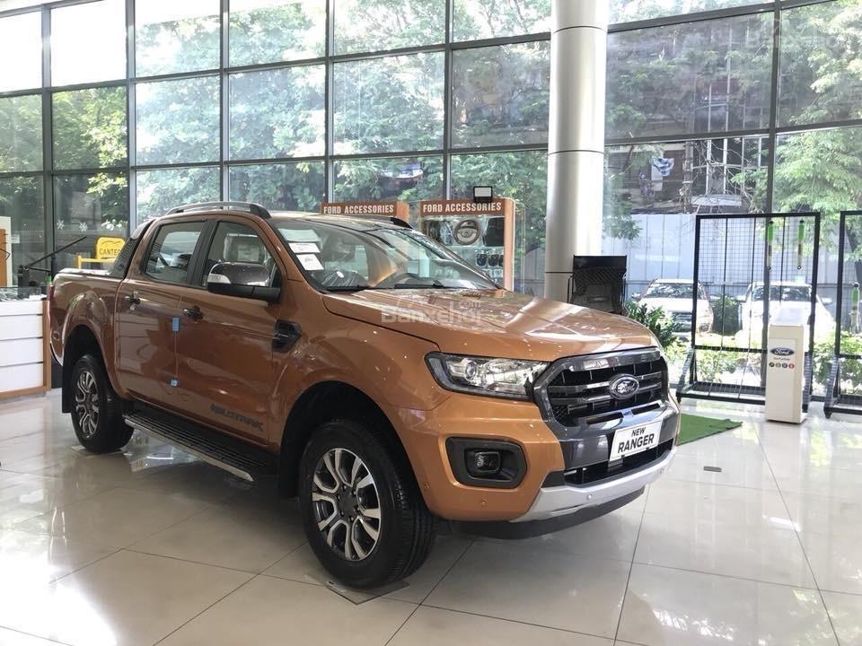 Ford Giải Phóng chuyên bán các dòng xe Ranger XL, XLS, XLT, Wildtrak 2018 Bi Tubo giá tốt nhất thị trường-1