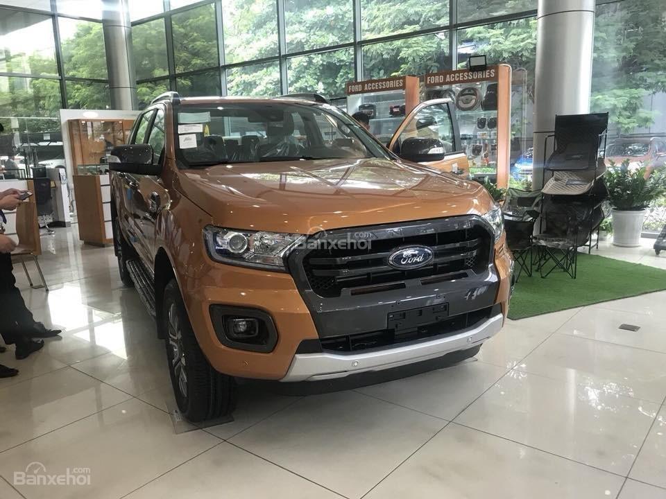 Ford Giải Phóng chuyên bán các dòng xe Ranger XL, XLS, XLT, Wildtrak 2019 Bi Tubo giá tốt nhất thị trường-3