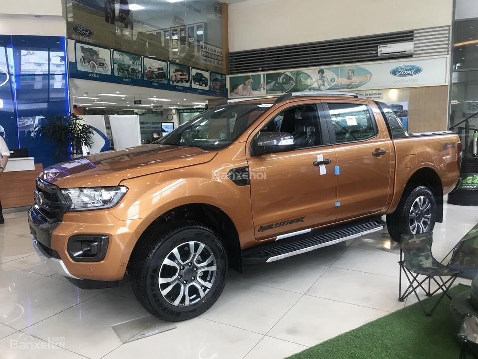 Ford Giải Phóng chuyên bán các dòng xe Ranger XL, XLS, XLT, Wildtrak 2018 Bi Tubo giá tốt nhất thị trường-4