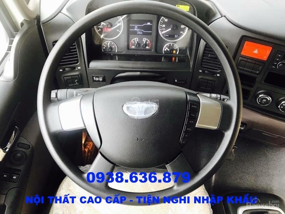 Bán xe tải Daewoo 10 tấn nhập khẩu - giá tốt lắm chỉ trả 20%, nhận xe ngay-2