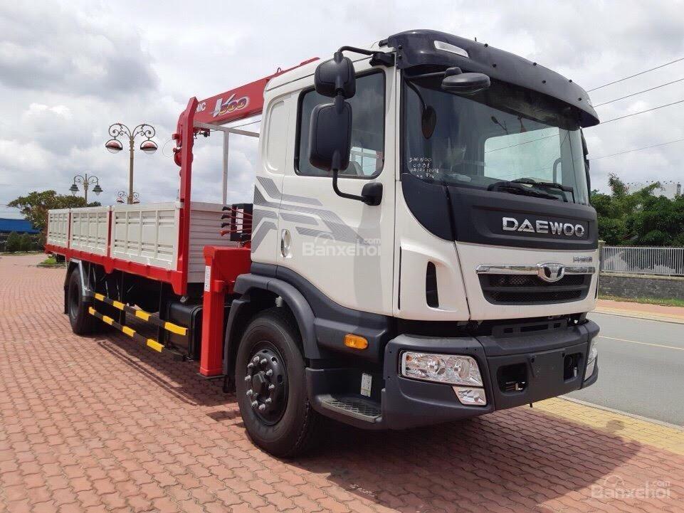 Bán xe tải Daewoo 10 tấn nhập khẩu - giá tốt lắm chỉ trả 20%, nhận xe ngay-5