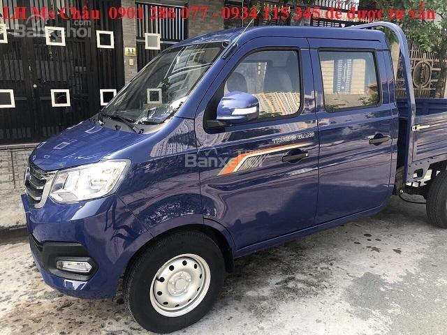 Xe tải Cabin đôi, 5 chỗ ngồi Trường Giang T3, giá tận xưởng, xe sẵn ở công ty Tây Đô Kiên Giang (2)