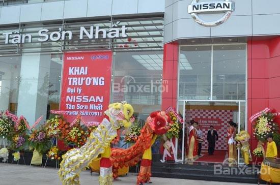 Nissan Tân Sơn Nhất (2)