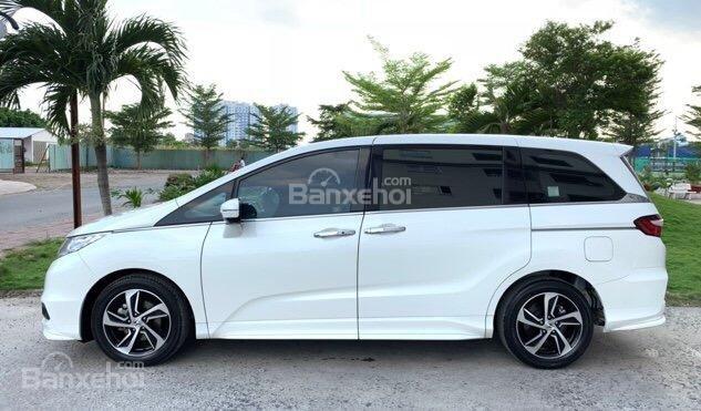 Bán Honda Odyssey xuất 2016 xe đẹp, nhập khẩu nguyên chiếc bản full đồ chơi, bao kiểm tra hãng (3)
