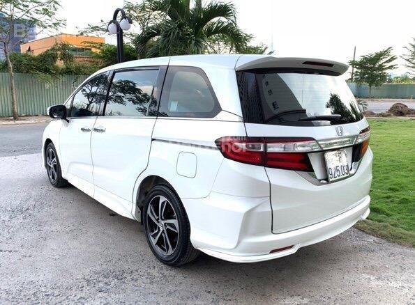 Bán Honda Odyssey xuất 2016 xe đẹp, nhập khẩu nguyên chiếc bản full đồ chơi, bao kiểm tra hãng (4)