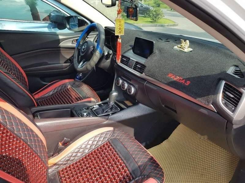 Bán xe Mazda 3 FL đời 2017, màu trắng số tự động (4)