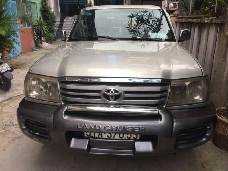 Bán Toyota Land Cruiser sản xuất 2006, chính chủ, giá cạnh tranh (6)