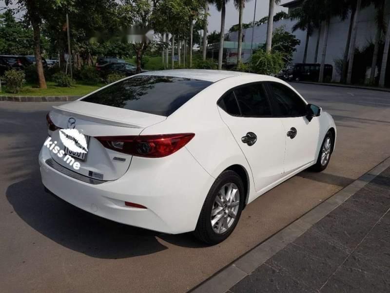Bán xe Mazda 3 FL đời 2017, màu trắng số tự động (6)