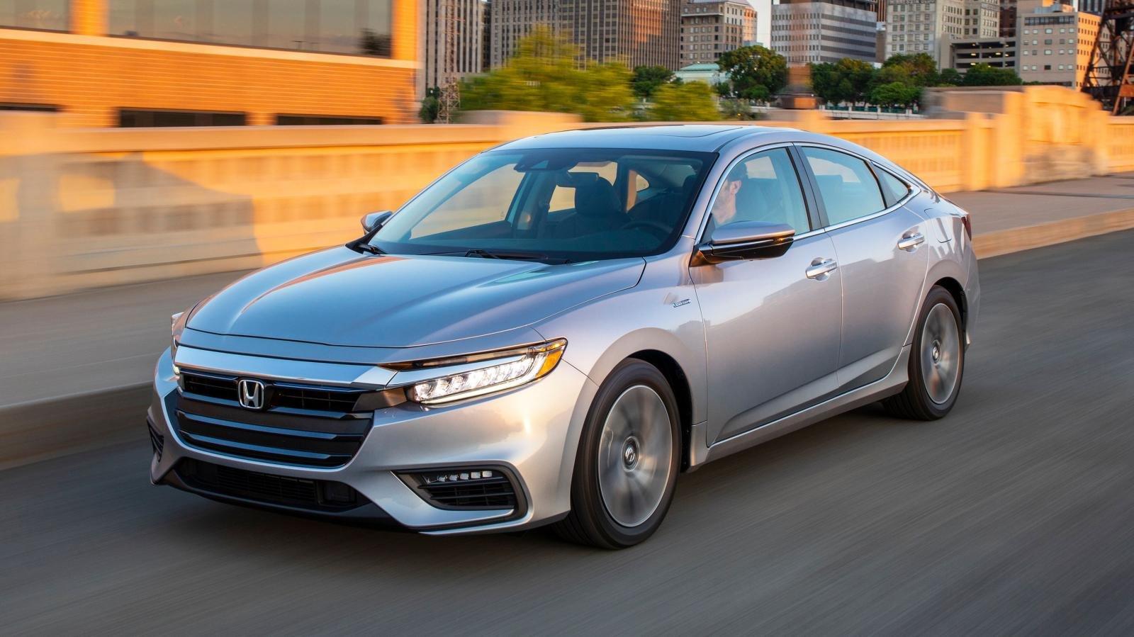 Honda Insight xuất sắc giành giải thưởng Ô tô Xanh 2019 3.