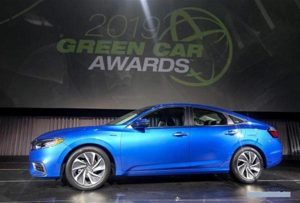 Honda Insight xuất sắc giành giải thưởng Ô tô Xanh 2019 1.