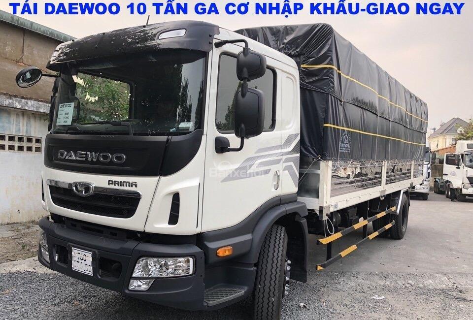 Bán xe tải Daewoo 10 tấn nhập khẩu - giá tốt lắm chỉ trả 20%, nhận xe ngay-1