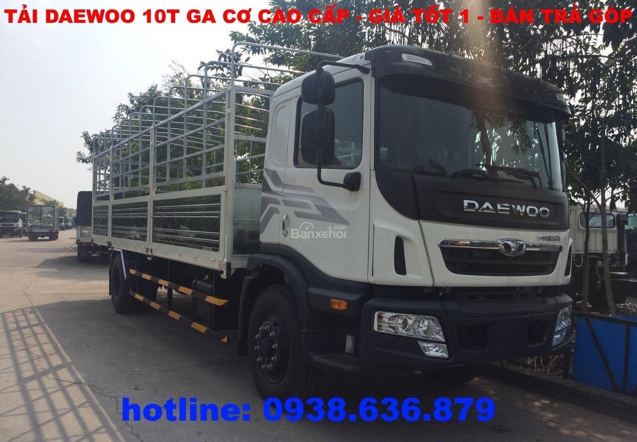 Bán xe tải Daewoo 10 tấn nhập khẩu - giá tốt lắm chỉ trả 20%, nhận xe ngay-7