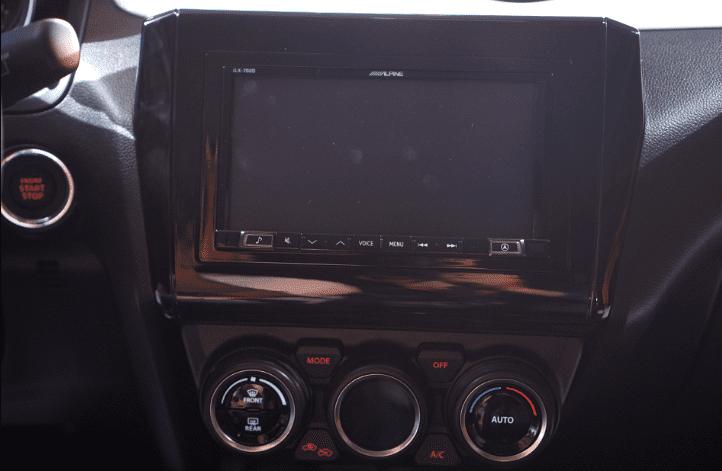 Ảnh chụp màn hình xe Suzuki Swift 2019-2020