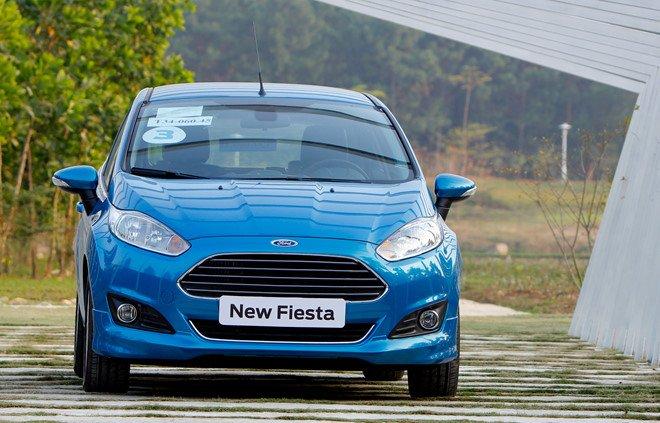 Ford Ranger và Fiesta chính thức bị triệu hồi tại Việt Nam a2