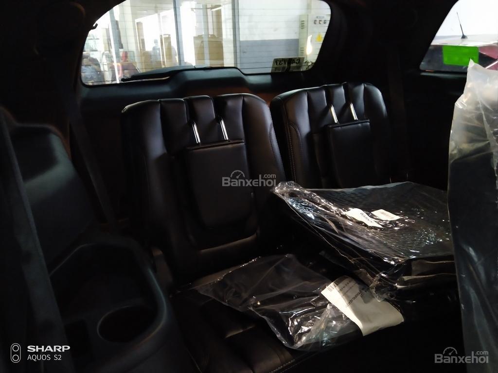 Bán Ford Explorer Limited đỏ, đen, lăn bánh giao ngay, ưu đãi chính hãng-8