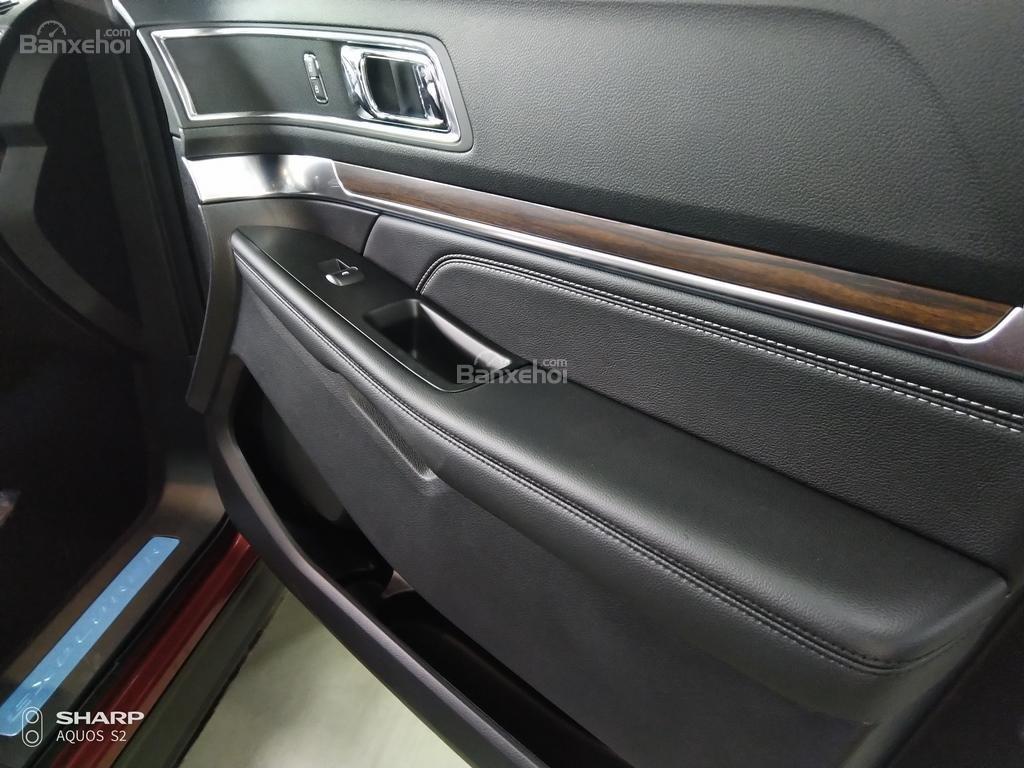 Bán Ford Explorer Limited đỏ, đen, lăn bánh giao ngay, ưu đãi chính hãng-6