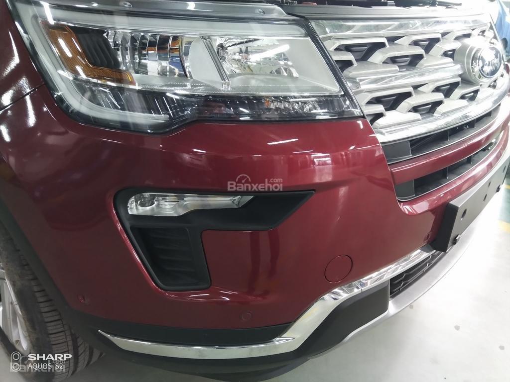 Bán Ford Explorer Limited đỏ, đen, lăn bánh giao ngay, ưu đãi chính hãng-2