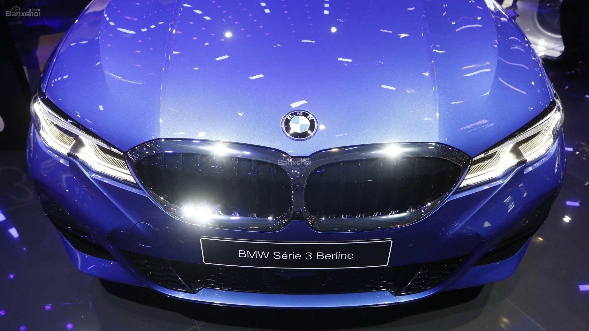 Đánh giá xe BMW 3-Series 2019.
