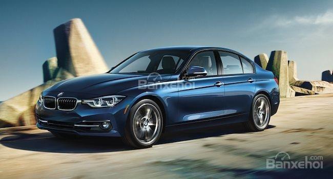 Giá xe BMW 3-Series tại Việt Nam.