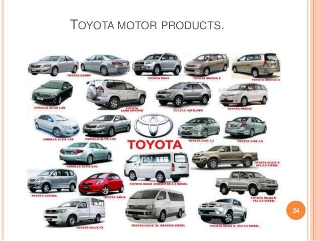 """""""Dàn sao"""" xe Toyota mới lên đến 19 chiếc - 1"""