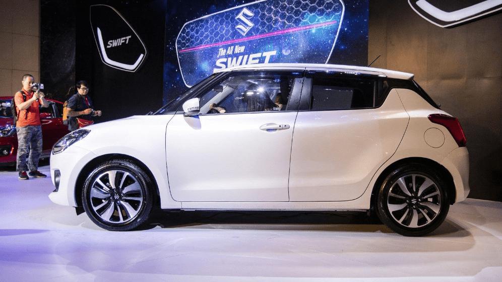Thân xe Suzuki Swift 2019...