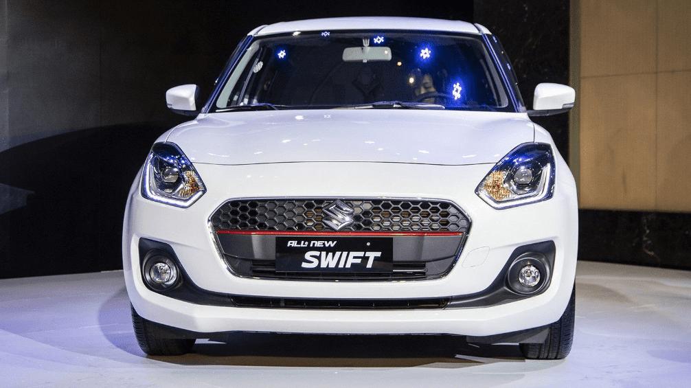 Đầu xe Suzuki Swift 2019 ..