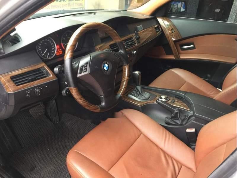 Gia đình cần bán BMW 525i sản xuất 2004, ĐKLĐ 2008 (2)