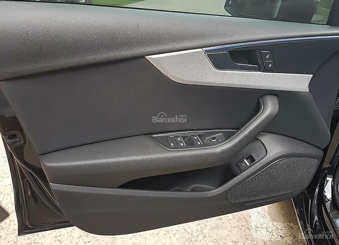 Bán Audi A4 2.0 TFSI đời 2016, màu đen, nhập khẩu-1