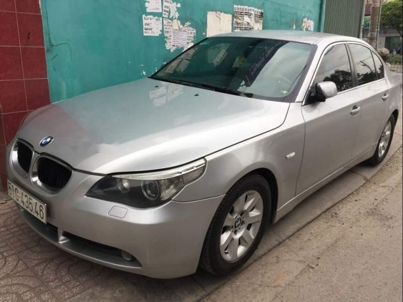 Gia đình cần bán BMW 525i sản xuất 2004, ĐKLĐ 2008 (1)