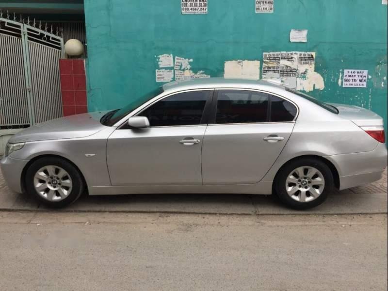Gia đình cần bán BMW 525i sản xuất 2004, ĐKLĐ 2008 (5)
