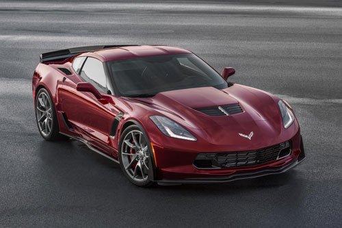 10 ô tô tăng tốc nhanh nhất giá dưới 100.000 USD: Chevrolet Corvette Z06 số 1.