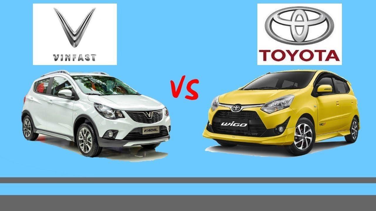 Hơn 400 triệu đồng, chọn xe Việt VinFast Fadil hay xe nhập khẩu Toyota Wigo? 24.