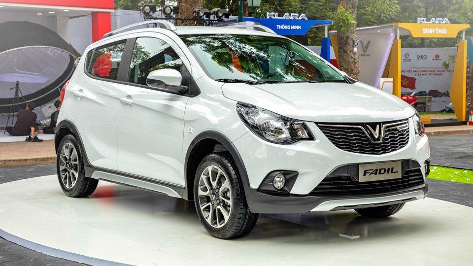 Hơn 400 triệu đồng, chọn xe Việt VinFast Fadil hay xe nhập khẩu Toyota Wigo? 22,