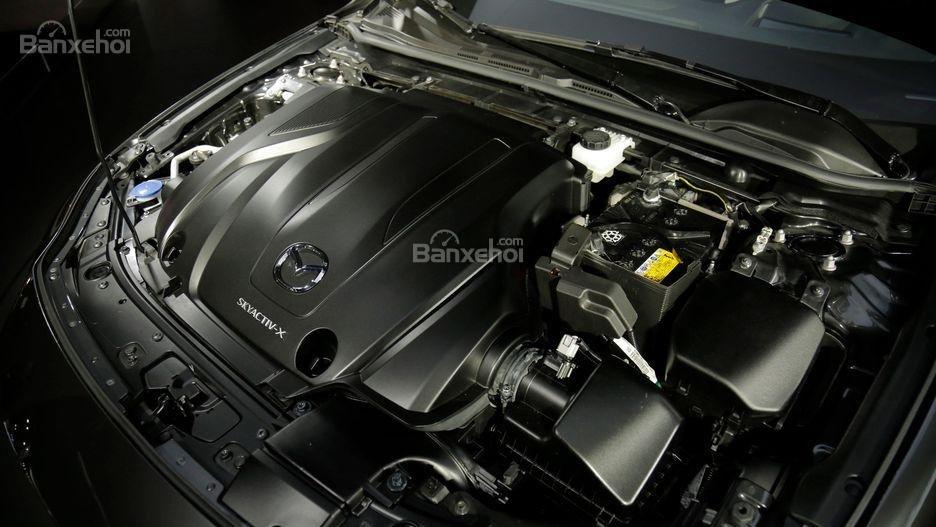 Đánh giá xe Mazda 3 2019 sẽ sở hữu động cơ với công nghệ mới.