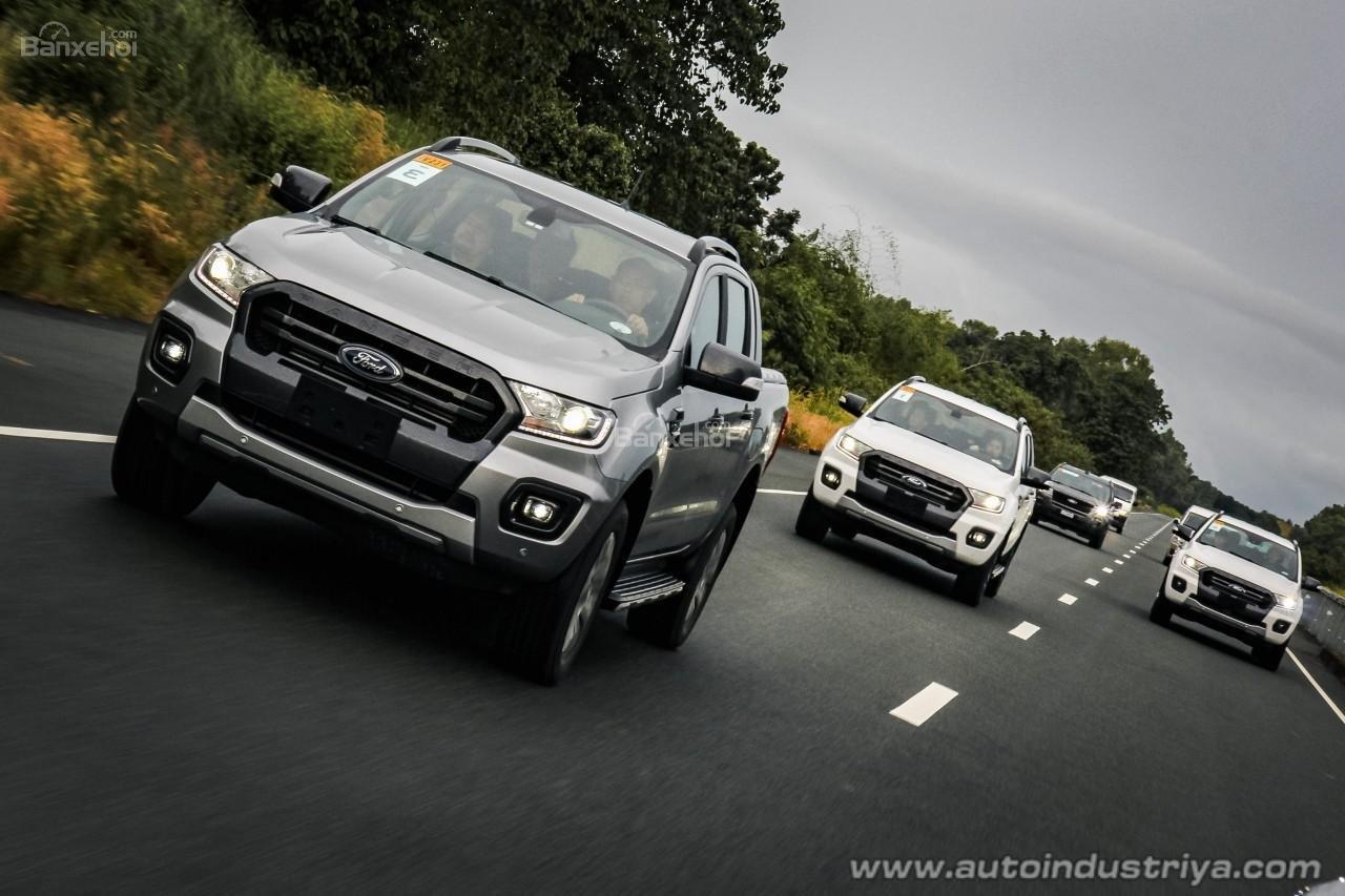 Ford Ranger sắp có thêm phiên bản tại Philippines - 1