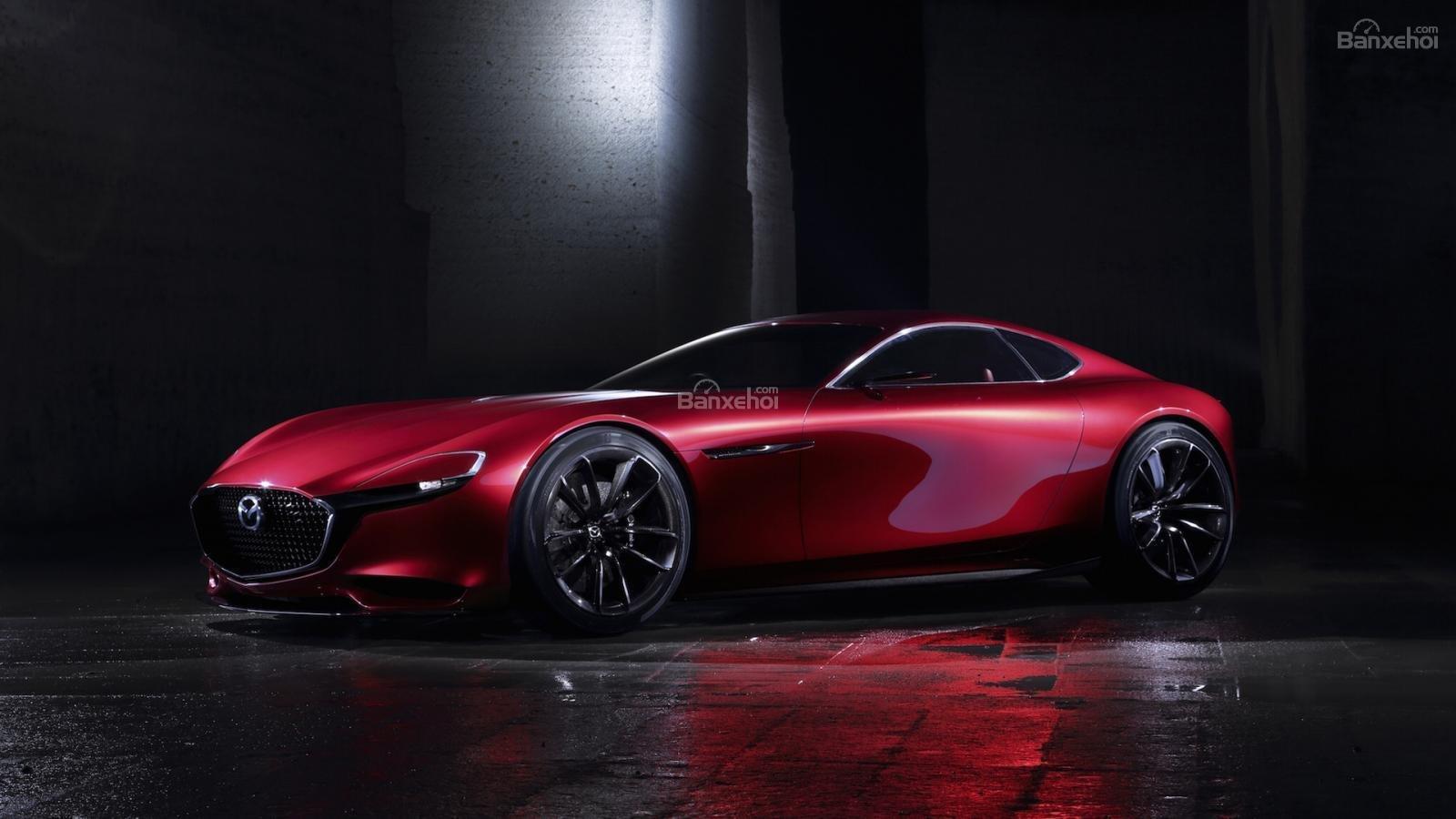 Mazda MX-6 được đăng ký thương hiệu - 1