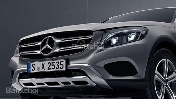 So sánh Mercedes-Benz GLC 2018 và Audi Q5 2018 về ngoại thất 3...