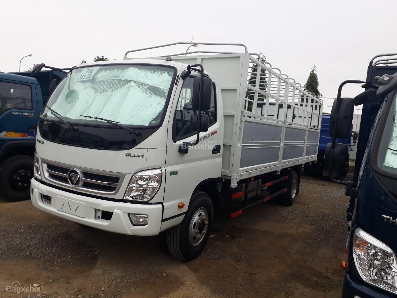 Giá xe tải Thaco Ollin 720 tải trọng 7 tấn Trường Hải-2