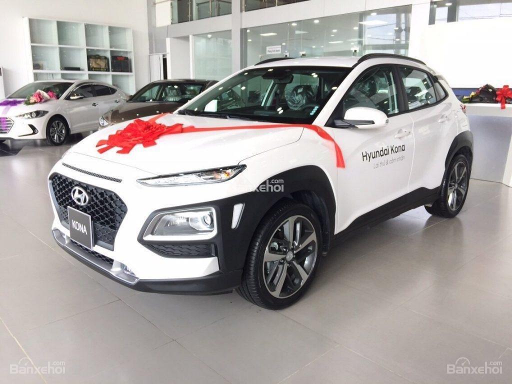 Hyundai Kona đã ra mắt đẹp hơn mong đợi, hỗ trợ vay góp LS thấp. Có xe sẵn giao ngay – LH 0774.702.378-0