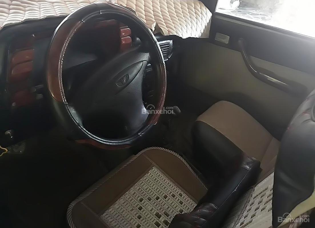 Bán Daewoo Racer 1.5 MT sản xuất 1995, màu trắng, nhập khẩu, giá chỉ 50 triệu (3)